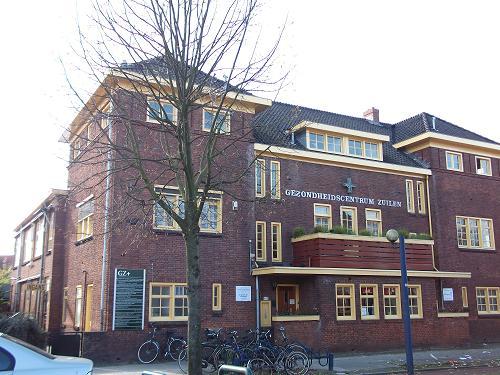 Gezondheidscentrum Zuilen in Utrecht