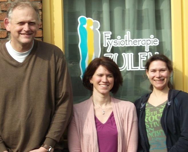 Het team van Fysiotherapie Zuilen in Utrecht